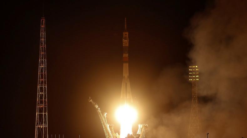 ISS: Expedition 60-61 erfolgreich begonnen