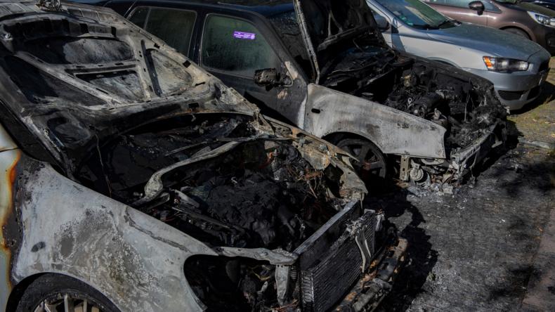 Wachsende Zahl von Brandanschlägen auf Autos in Berlin