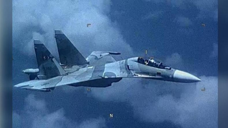 """USA beschuldigen Russland: US-Spionageflugzeug """"aggressiv"""" von venezolanischem Kampfjet beschattet"""