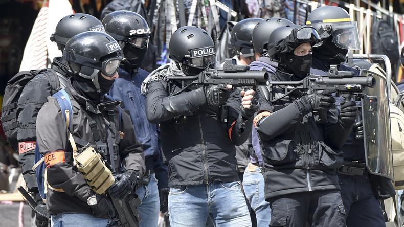 Frankreich: Sind Gelbwesten für steigende Selbstmordrate unter Polizisten verantwortlich?