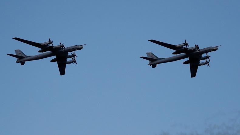Russisches Verteidigungsministerium wirft Südkorea Gefährdung russischer Militärflugzeuge vor
