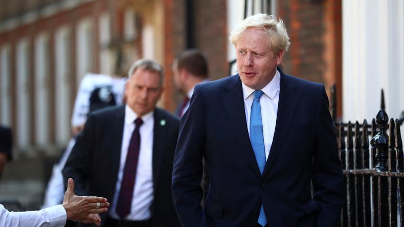 LIVE: Konservative Partei verkündet neuen Parteichef und nächsten Premierminister Großbritanniens