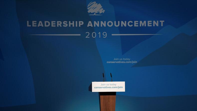 Großbritannien: Tories stimmen über neuen Premierminister ab