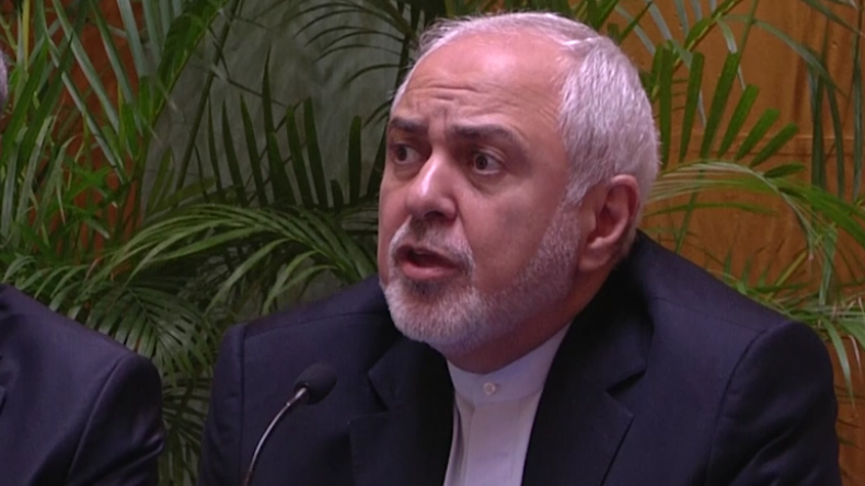 """Iranischer Außenminister: """"Nichts Neues – Großbritannien erfüllt die Aufträge der US-Regierung"""""""