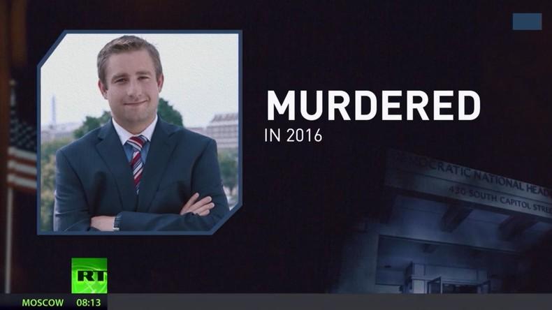"""""""Russiagate"""" und WikiLeaks: Tod des DNC-Mitarbeiters Seth Rich macht wieder Schlagzeilen (Video)"""