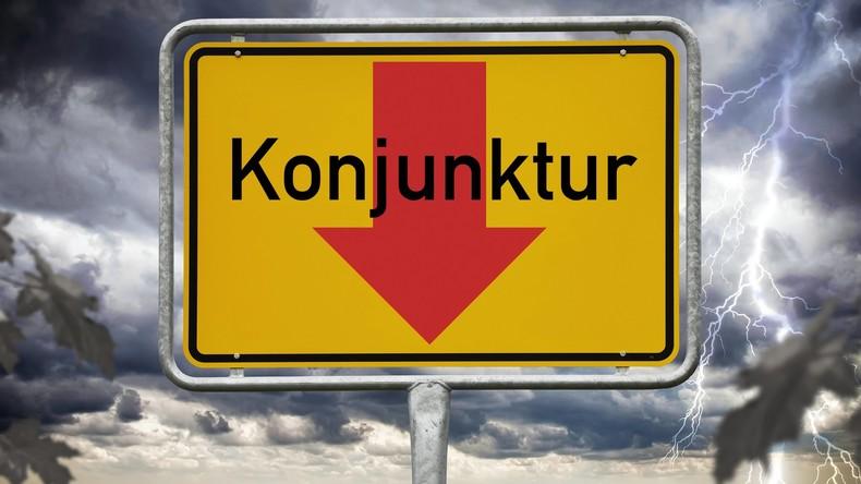 Die prognostizierte Wirtschaftskrise und ihre Folgen für Deutschland