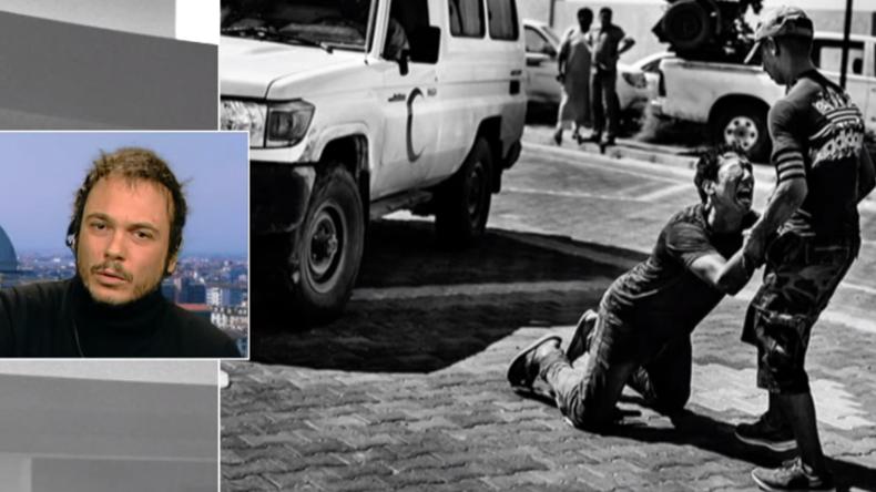 Kriegsfotograf: Fotos können Kriege nicht aufhalten, aber Menschen zum Nachdenken anregen (Video)