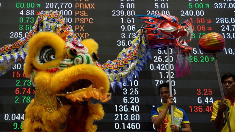 China überholt USA in Top 500-Liste der weltweit größten Unternehmen