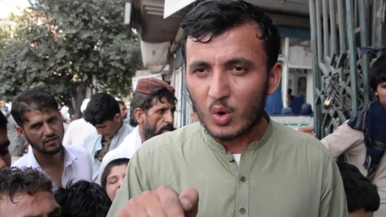 """""""USA konnten nicht mal ein paar Taliban auslöschen"""" – Afghanen reagieren auf Trumps Aussage"""