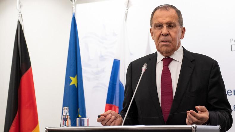 Russischer Außenminister: Gesunder Menschenverstand setzt sich in Venezuela langsam durch (Video)