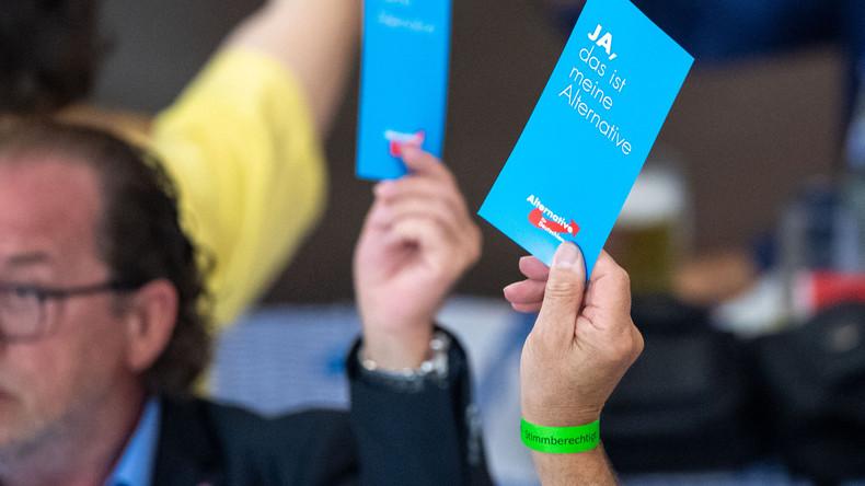 Gekürzte Wahlliste: Sachsen-AfD scheitert mit Beschwerde vor Bundesverfassungsgericht