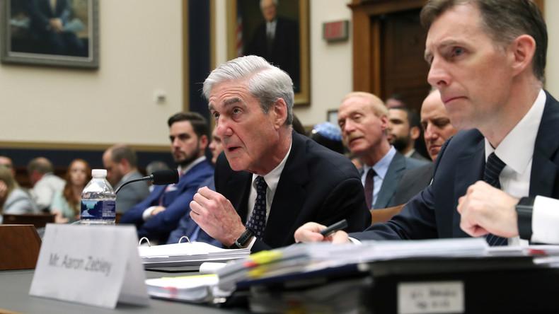 Ist Verschwörungstheorie nun endgültig tot? Trump triumphiert nach Mueller-Anhörung