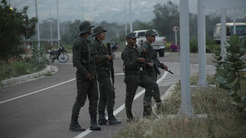 """""""Simon Bolivars Befreiungskampagne 2019"""": Venezuela startet groß angelegte Militärübung"""
