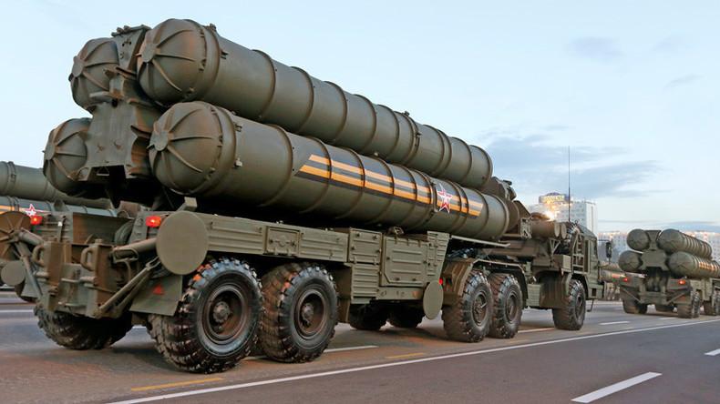 US-Analysedienst Stratfor: Russisches S-400 eines der besten strategischen Boden-Luft-Systeme