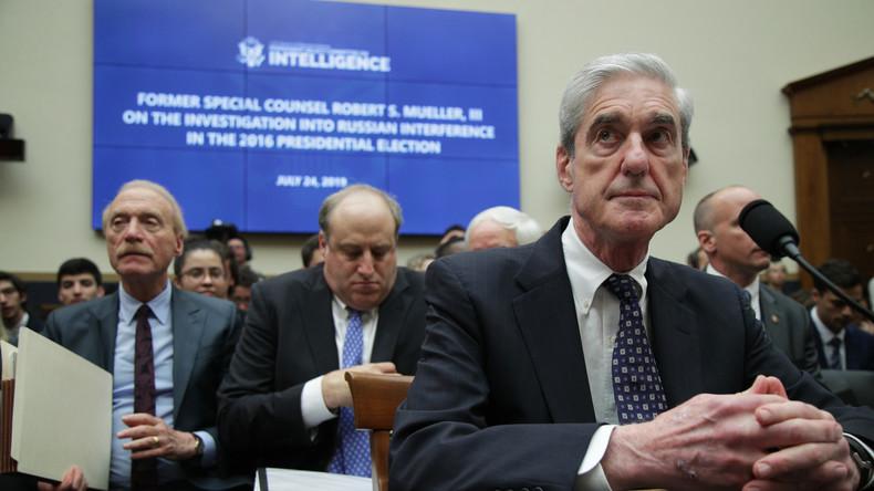 Autor kennt eigenes Werk nicht: US-Kongress befragt Sonderermittler Mueller (Video)