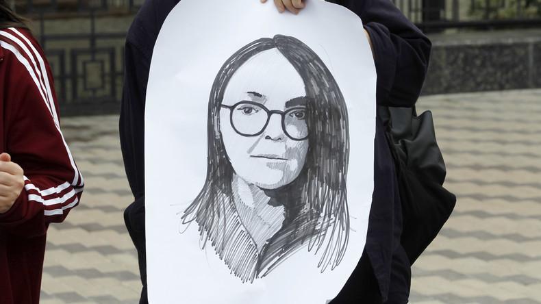 Tatverdächtiger nach Mord an russischer LGBT-Aktivistin Jelena Grigorjewa festgenommen