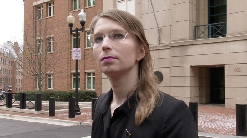 Die US-Justiz und Chelsea Manning: Täglich 1.000 US-Dollar Strafe oder Aussage gegen Assange