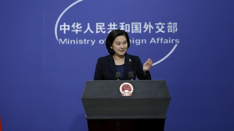 China begrüßt russisches Konzept der kollektiven Sicherheit im Persischen Golf