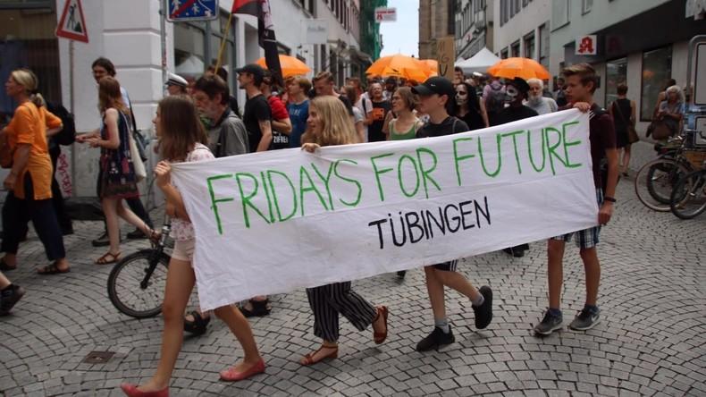 Tübingen lässt sich von Fridays for Future beim Klimaschutz beraten