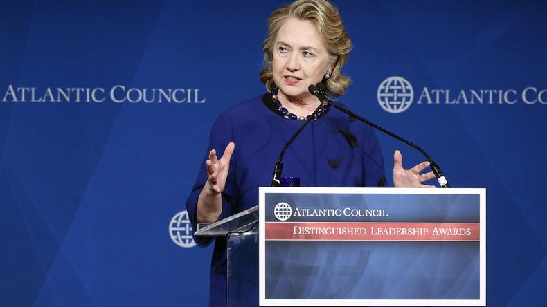 """Russland: Atlantic Council wird als """"unerwünschte Organisation"""" eingestuft"""