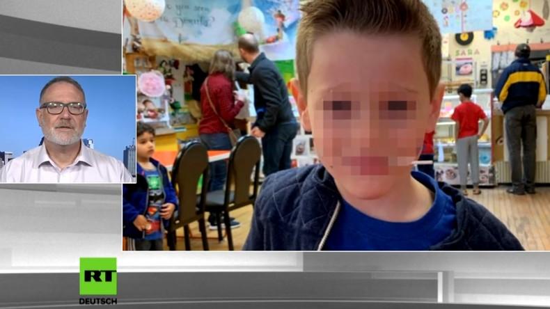 """Vater erbost über geplante Geschlechtsumwandlung seines Jungen: """"Werde meinen Sohn schützen"""" (Video)"""