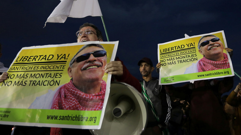 Kolumbien: Friedensvertrag kontra geopolitische Interessen – Eine Zwischenbilanz