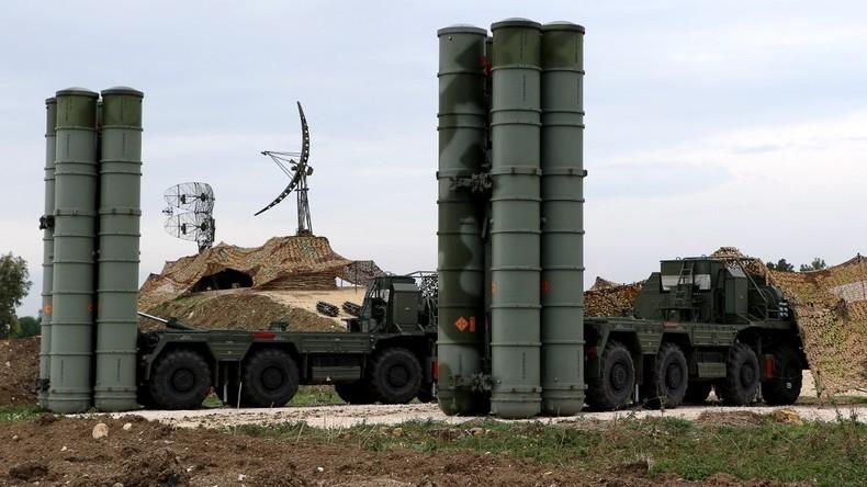 USA drohen Türkei mit weiteren Sanktionen wegen russischen S-400-Waffensystems