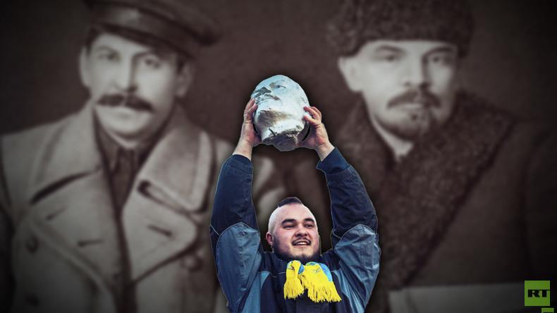 """Politischer Vatermord: Mit """"Entkommunisierung"""" verliert Ukraine wichtigste historische Grundlage"""