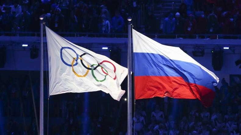 IOC: Russland offiziell zu Olympischen Spielen 2020 in Tokio eingeladen