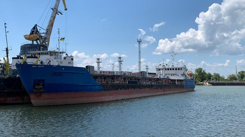 Wem nützt die Festsetzung des russischen Tankers? (Video)