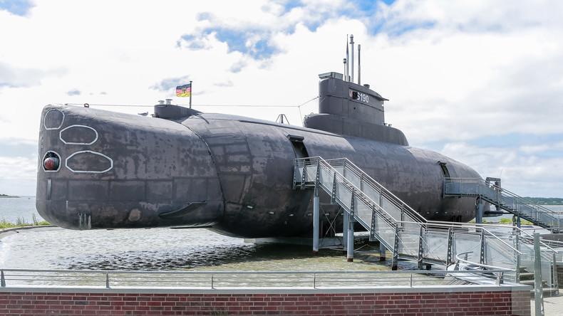 U-Boot-Unglücke seit 1945 weltweit (Clip)