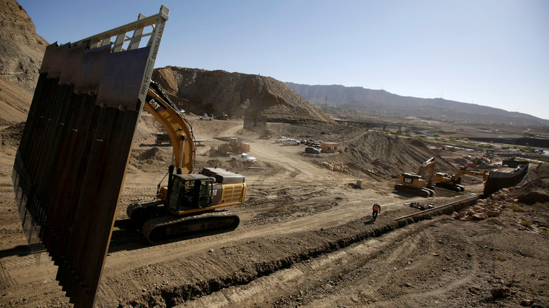 Oberstes US-Gericht erlaubt Donald Trump Bau von Mauer mit Pentagon-Geld