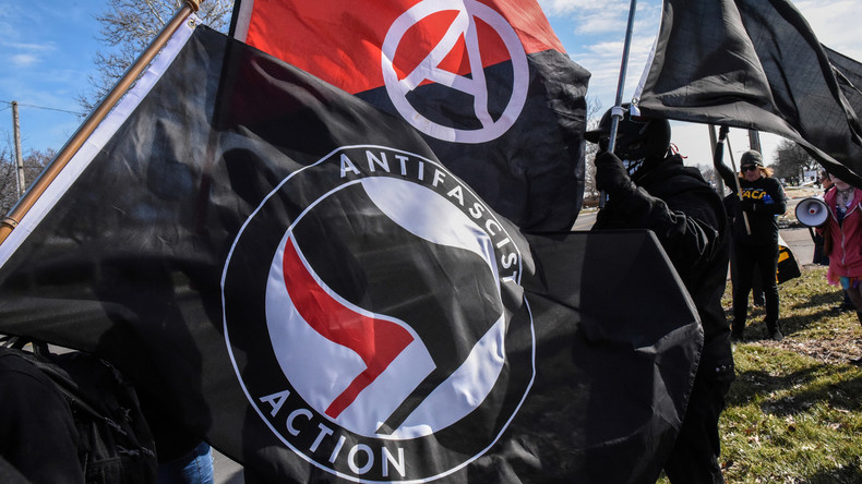 Donald Trump erwägt Einstufung von Antifa als Terrororganisation