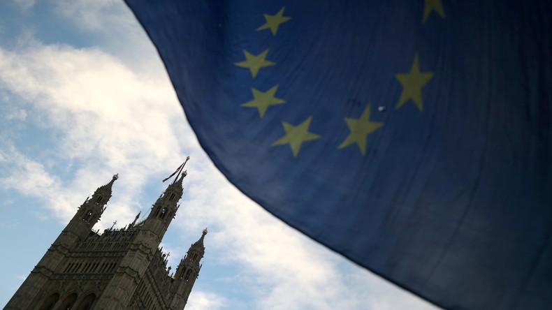 """Großbritannien bereitet """"auf Hochtouren"""" Brexit ohne Abkommen vor"""