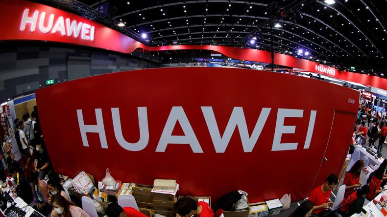 US-Sanktionen zum Trotz: Chinesischer Tech-Riese Huawei meldet 30 Prozent Umsatzwachstum
