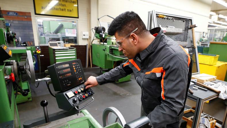 Fünfunddreißig Prozent der Asylbewerber haben Arbeit – fast ausschließlich im Niedriglohnsektor