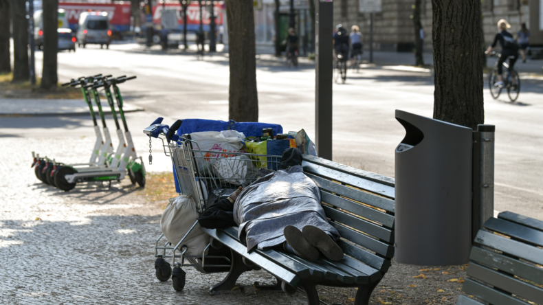 Wohnungslosenhilfe: 650.000 Menschen ohne eigene Wohnung