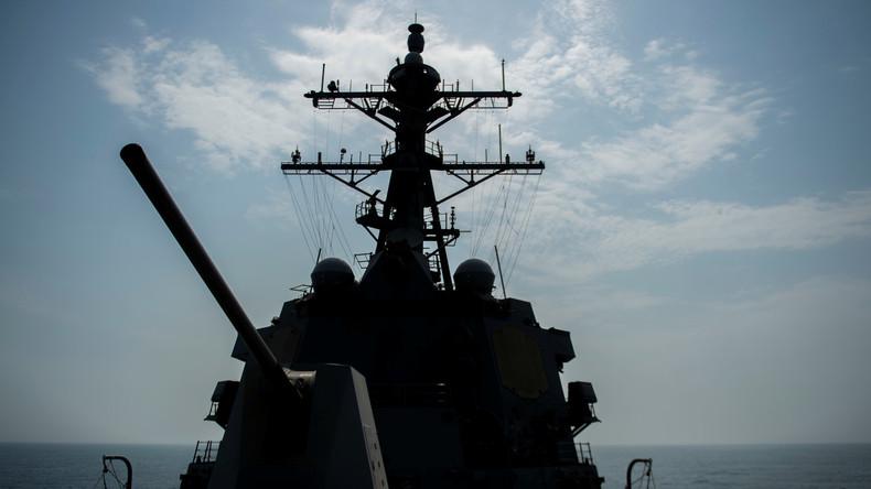 Nach Aufruf aus Washington: Seoul entsendet Kriegsschiff in den Persischen Golf