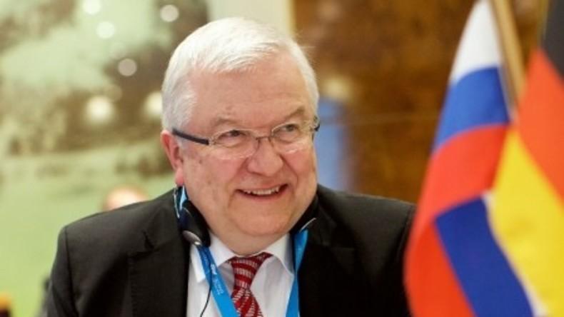 Welt-Journalist Johann M. Möller über russische Journalisten (Video)
