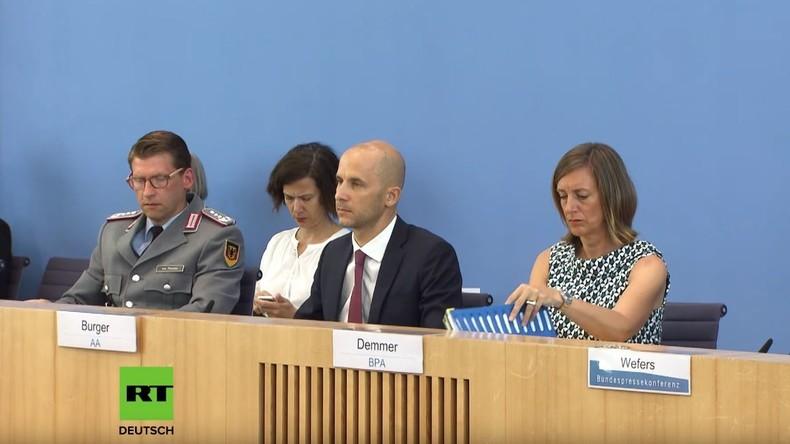 Bundespressekonferenz zu MH17: Wieso kein Interesse an neuen Ermittlungsergebnissen?