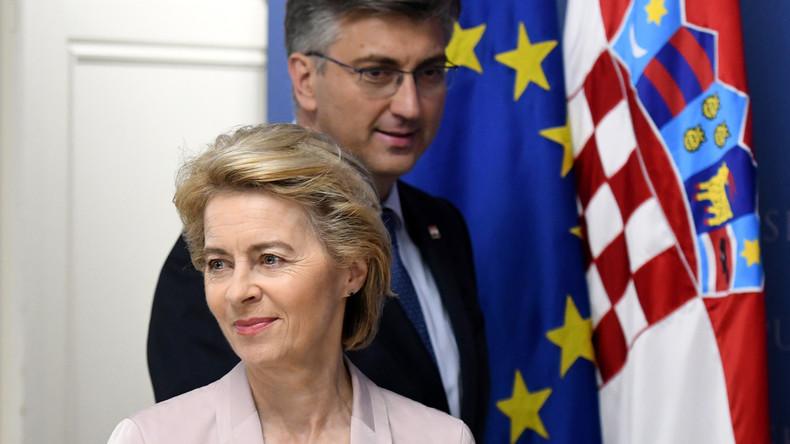 Kroatien und die Angst vor einem neuen mächtigen Deutschland