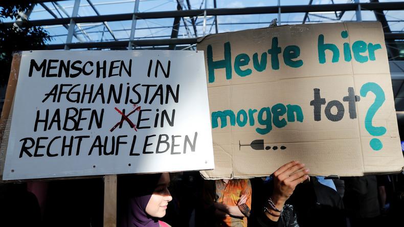 Von Leipzig nach Kabul: Erneute Sammelabschiebung nach Afghanistan