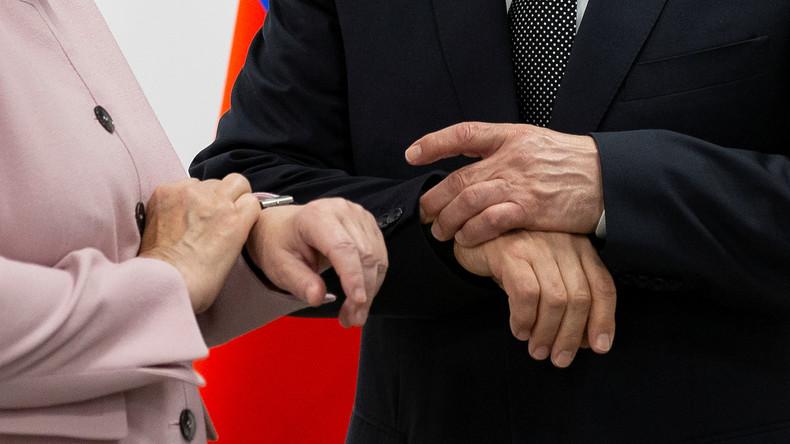 Merkels verlogene Dialogbereitschaft mit Russland (Teil II)