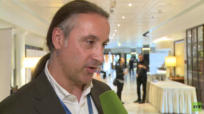 """Alexander Neu: """"Die EU ist eine Konfliktpartei in der Ukraine"""" (Video)"""