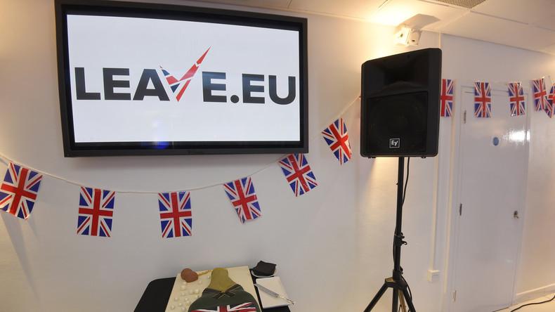 E-Mails enthüllen Mitwirkung von Cambridge Analytica für Kampagne zum EU-Austritt Großbritanniens