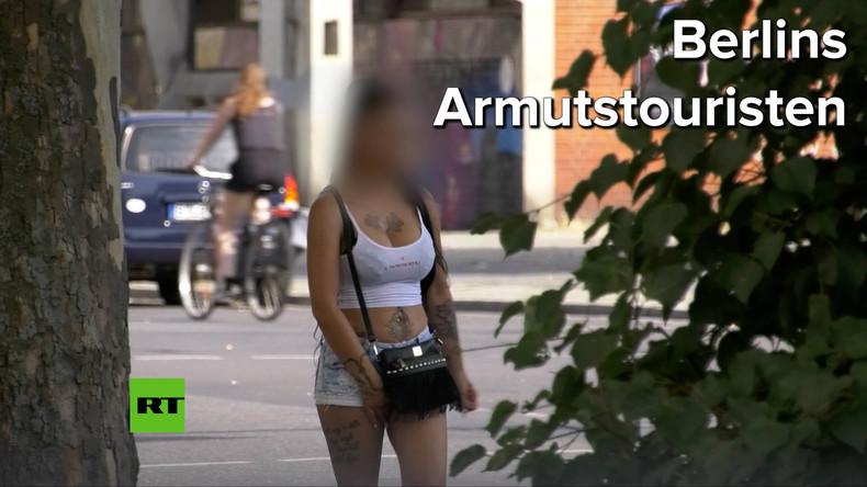 Immer im Sommer: Armutstourismus und Prostitution in Berlin (Exklusiv-Reportage)