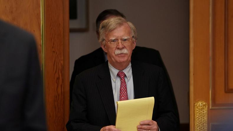 Bolton stellt Verlängerung des New-Start-Abrüstungsvertrags infrage