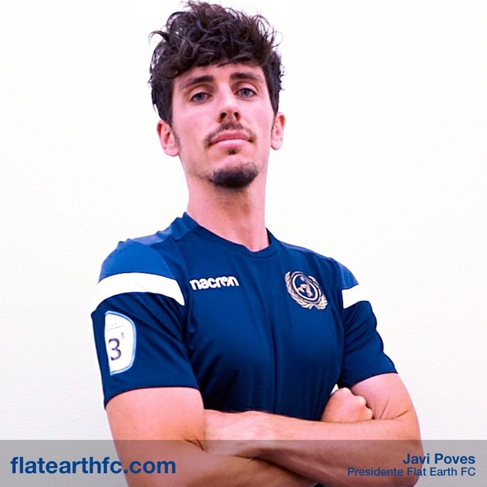 """Weil der Präsident Flacherdler ist: Spanischer Fußballclub benennt sich in """"Flat Earth FC"""" um"""