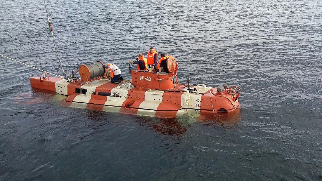 Wladimir Putin über verunglückte Seeleute: Ein großer Verlust für Russland