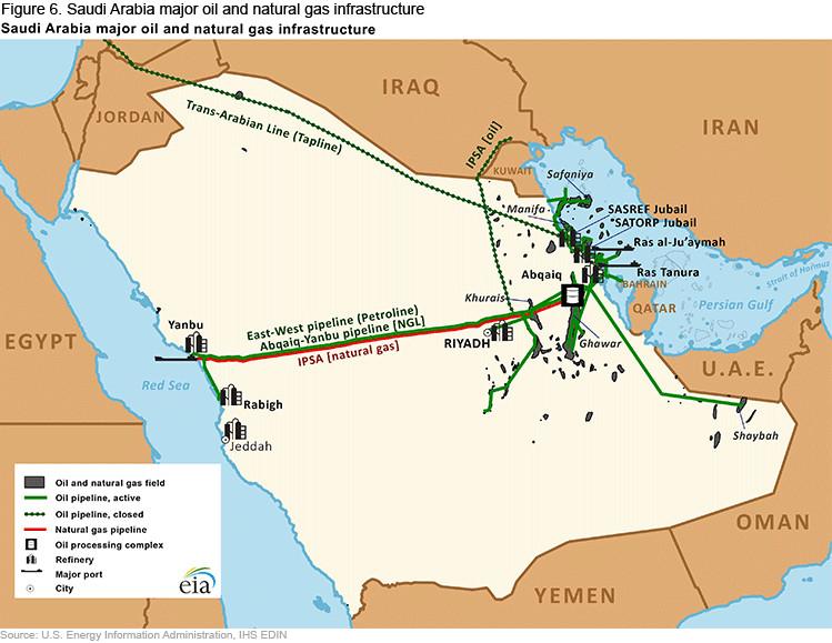 Krieg gegen den Iran könnte Ölpreis explodieren lassen
